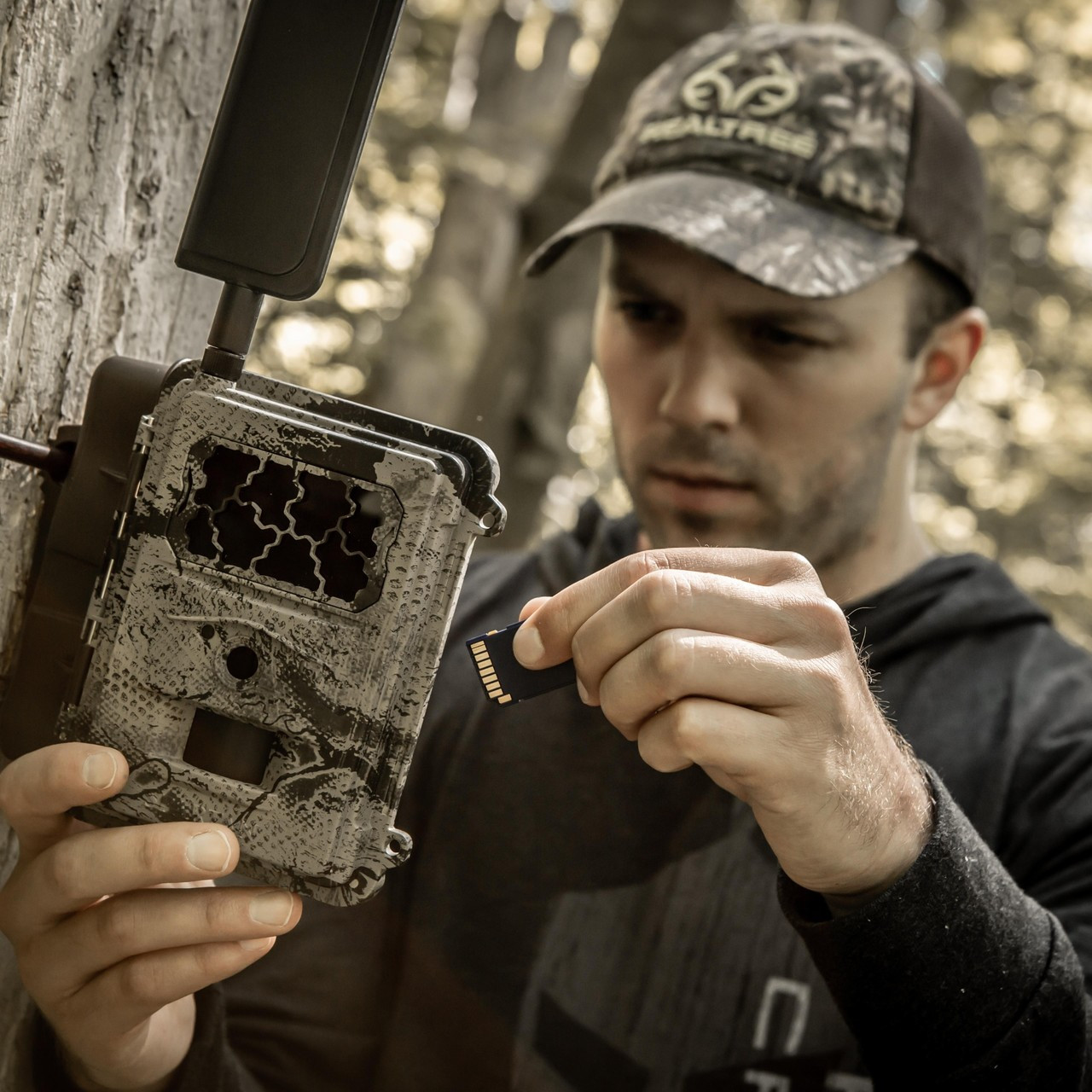Setting Up AT&T 4G Spartan Trail Camera