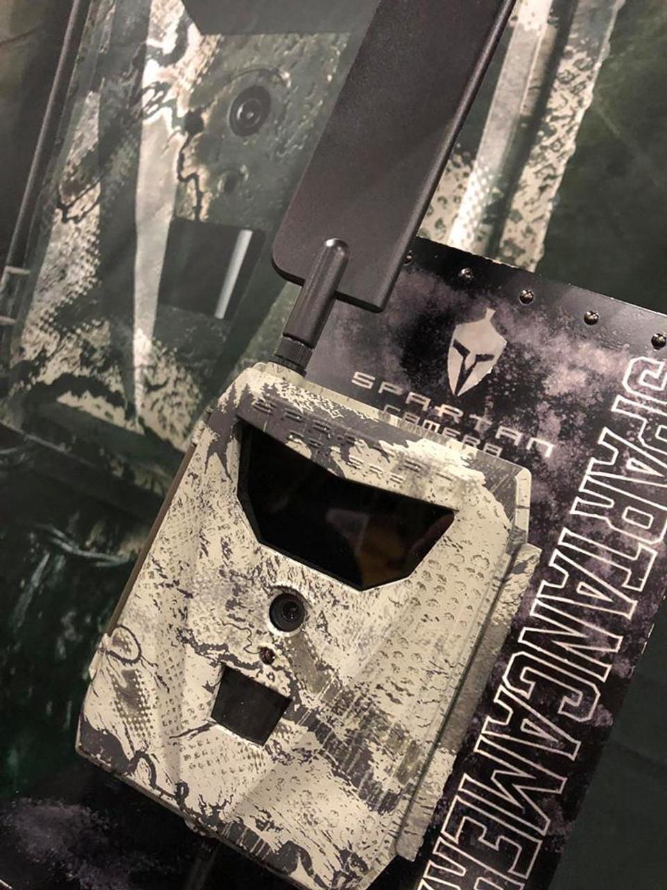 Spartan Ghost Camera - Verizon 4G, Blackout IR