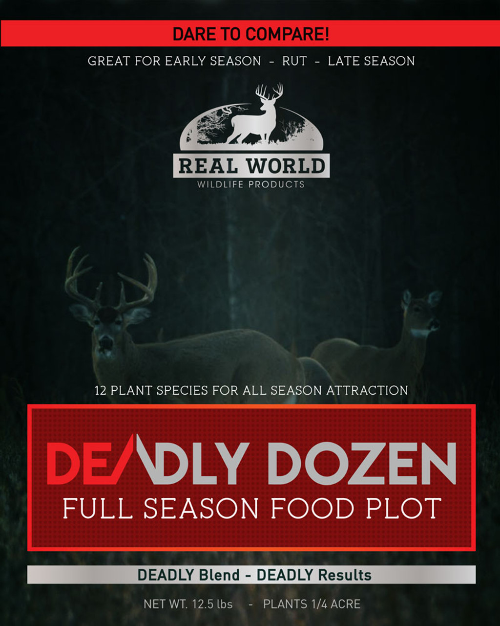 Packaging - Real World WildLife Products Deadly Dozen