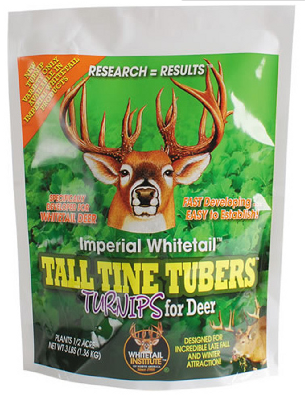Whitetail Institute Tall Tine Tubers
