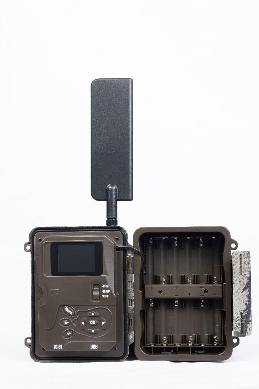 Spartan GoLive - Verizon 4G, Blackout IR