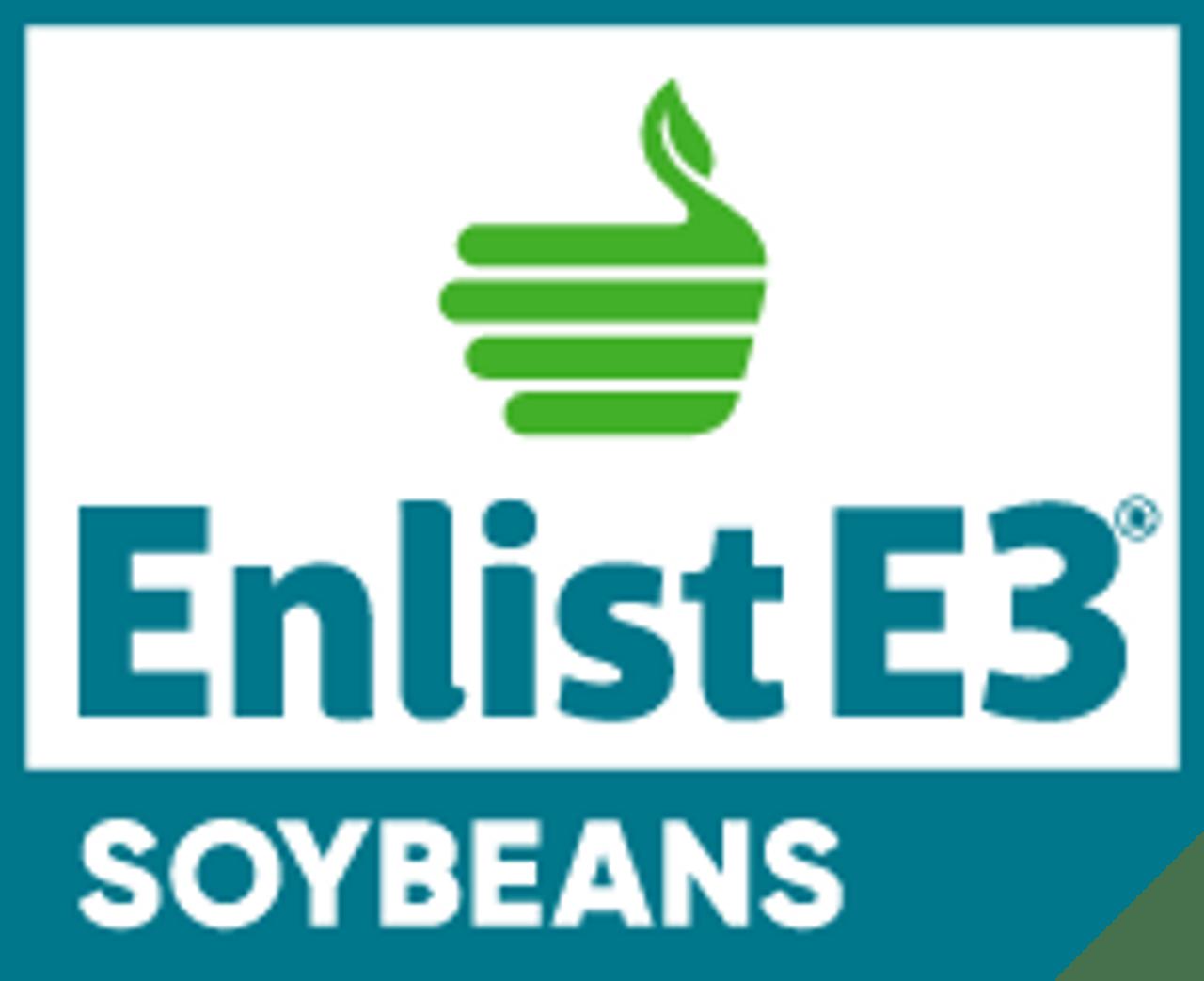 Enlist Food Plot Soybeans