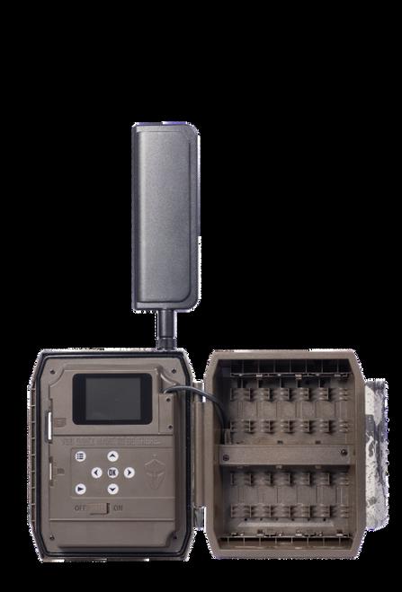 Spartan Ghost Trail Camera - Verizon 4G, Blackout IR Open View