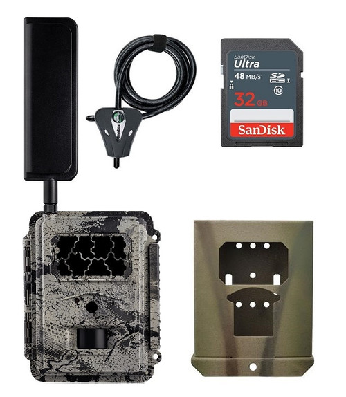 Spartan Trail Camera AT&T 4G GoCam Package