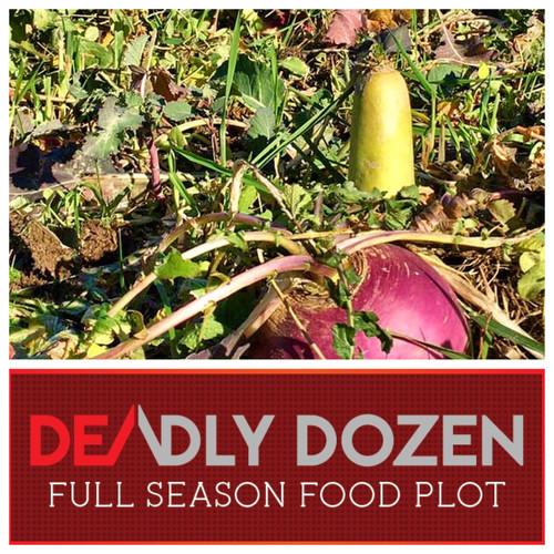 Real World Deadly Dozen Food Plot Seed Blend