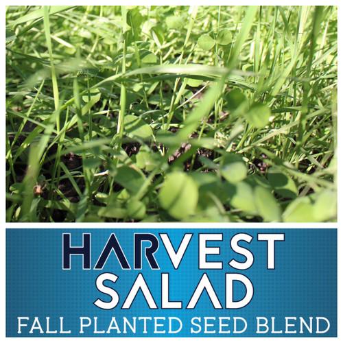 Real World Harvest Salad Food Plot Seed
