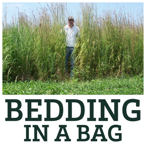 Real World Wildlife Seeds Bedding In A Bag