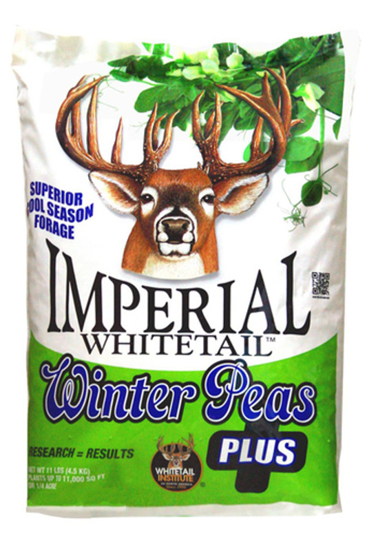 Whitetail Institute Winter Peas Plus - 11 lbs