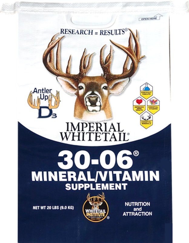 Whitetail Institute Imperial 30-06 Mineral 5 lbs