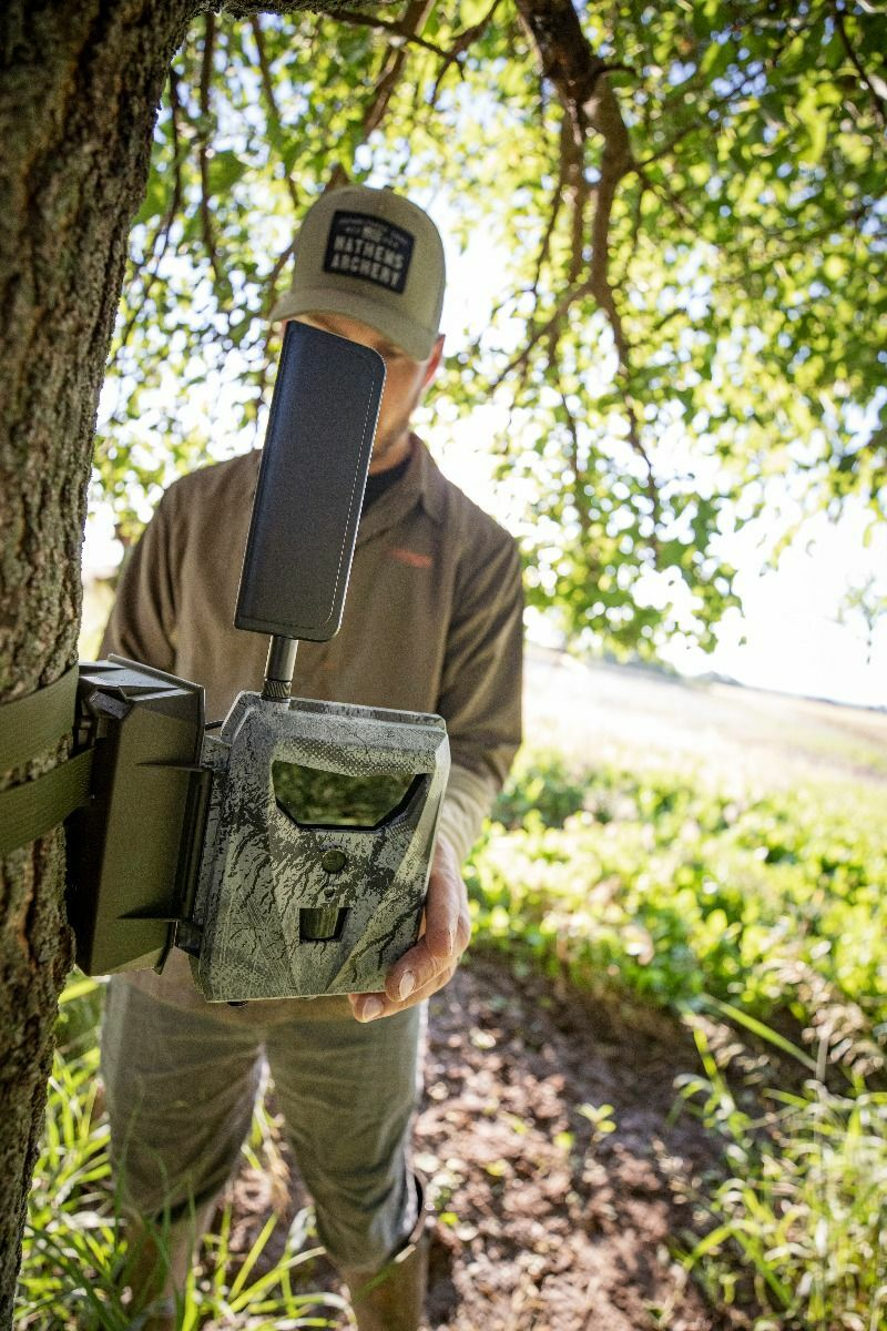 Spartan GoLive Trail Camera - Live Streaming Trail Cameras