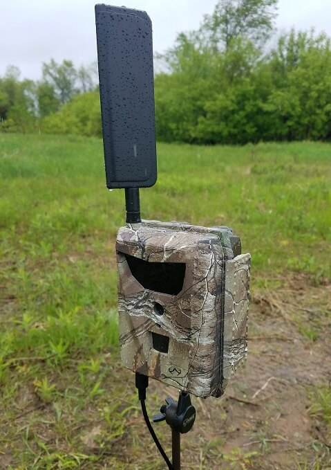 Spartan Ghost Trail Camera (Verizon) 4G - Setup And Review