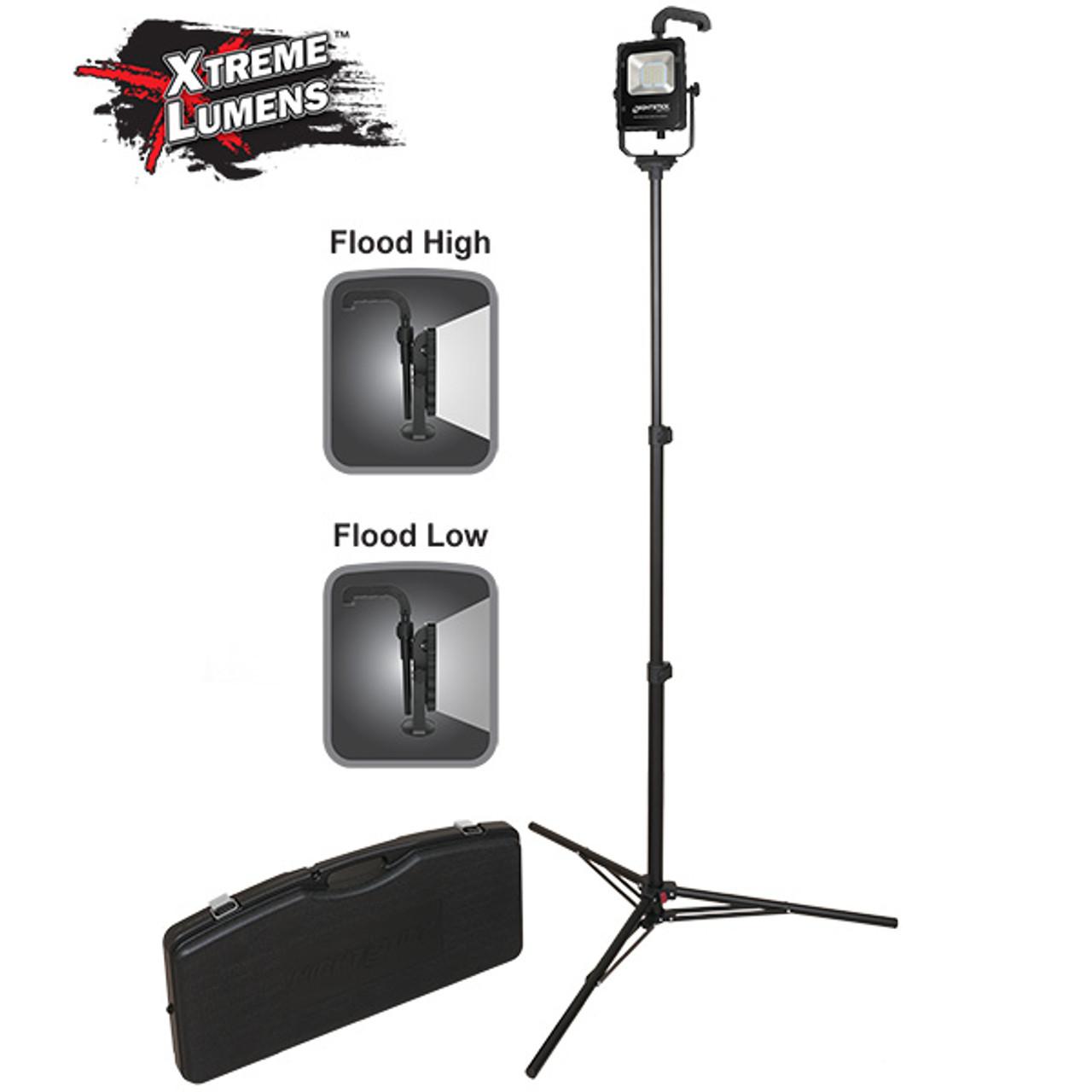 Rechargeable LED Scene Light Kit