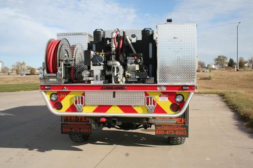 Phillips Fire Dept FYR-TAK 300