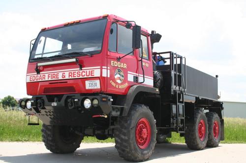 Edgar Rural Fire Dept. Refurb