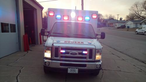 Clatonia Ambulance TYPE III
