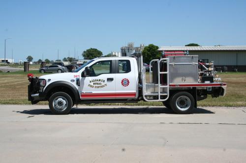 Alliance Rural Fire Dept FYR-TAK 300