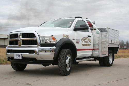 Glenvil Rural Fire Dept FYR-TAK 300