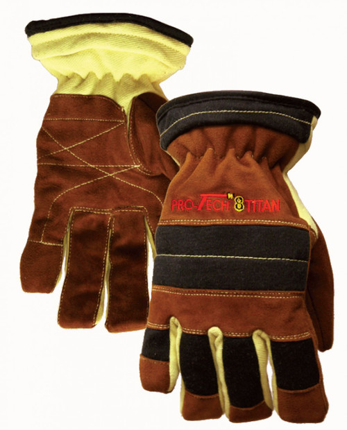 Pro-Tech 8 Titan Structural Glove - Long Cuff