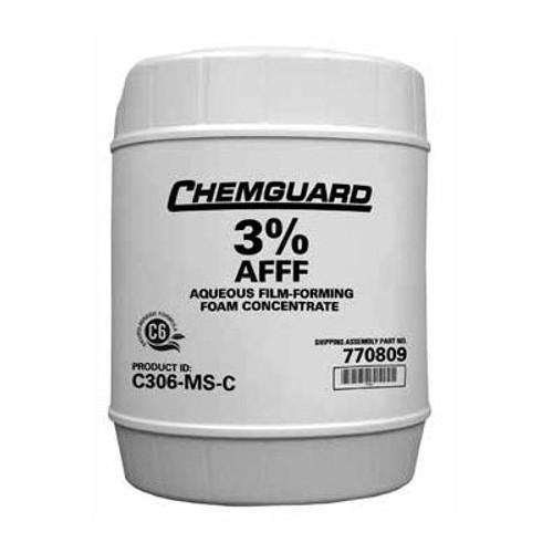 3% AFFF Mil-Spec (C306MS), 5 Gallon Pail - MilSpec