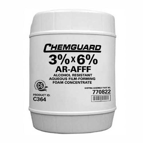 3% x 6% AR-AFFF (C364), 5 Gallon Pail