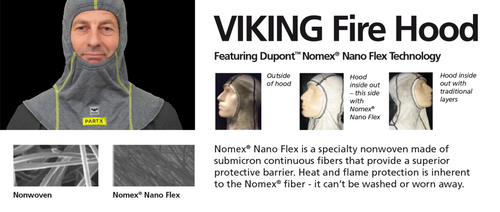 DUPONT™ NOMEX® NANO FLEX HOOD