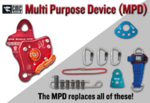 CMC Rescue MPD - Multi Purpose Device
