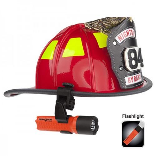 X-Series Intrinsically Safe Helmet Mount Flashlight