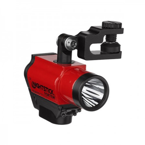 FORTEM - Intrinsically Safe Helmet Mount Flashlight