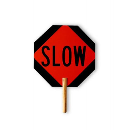 "18"" Aluminum Stop/ Slow Paddle"