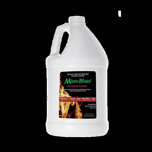 MICRO-BLAZE® PPE DE-CON CLEANER 1 Gallon Pail