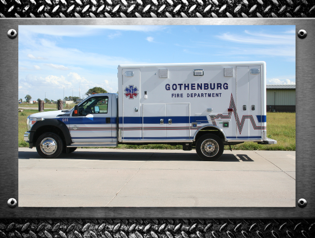 Gothenburg, NE Ambulance