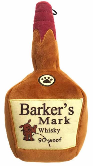 Barker's Mark Power Plush Toy