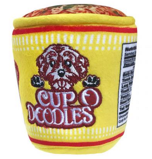 Cup O Doodles Power Plush Toy