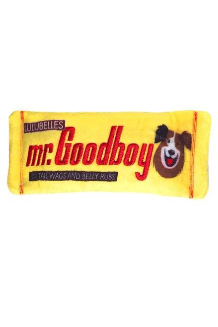 Mr. Goodboy Power Plush Toy
