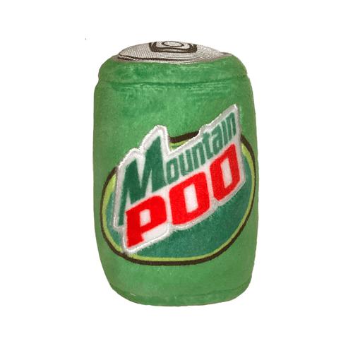 Mountain Poo Power Plush Toy