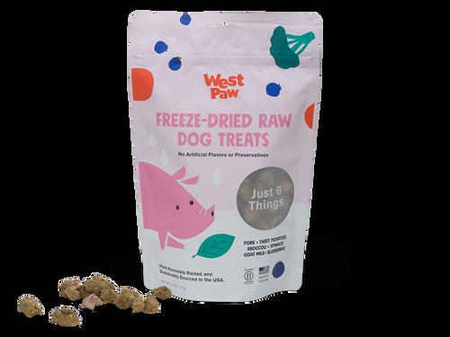 Pork Superfood Freeze-Dried Raw Treats