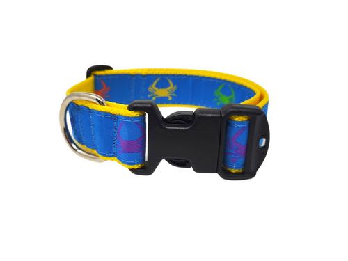 Rainbow Crab Collar