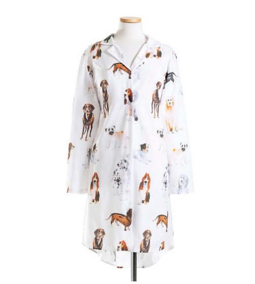 Woof Night Shirt