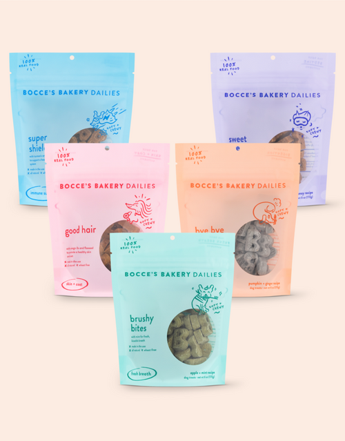 Bocce's Soft & Chewy Daily Support