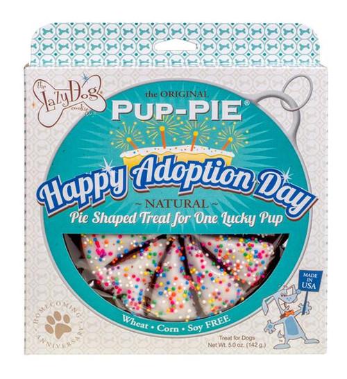 Happy Adoption Day Pup-Pie