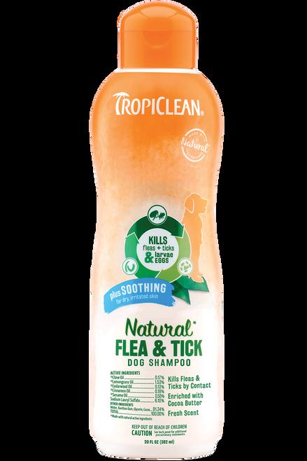 Natural Flea & Tick Shampoo