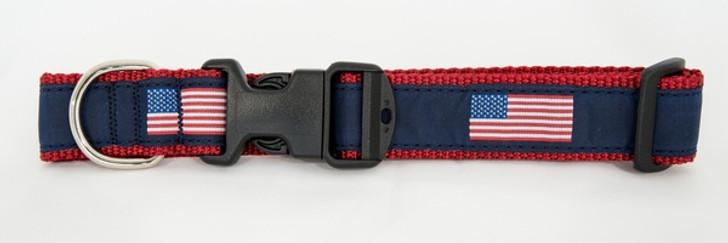 American Flag Collar