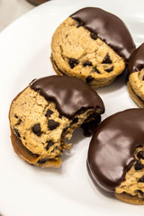 Chocolate with Caramel: A Cookie Dream