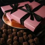 Dark Chocolate Fudge Truffles