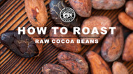 How To Roast Raw Cocoa Beans