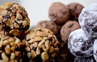Making Chocolate Truffles