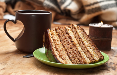 German Chocolate Cake, All Which Is Old is New