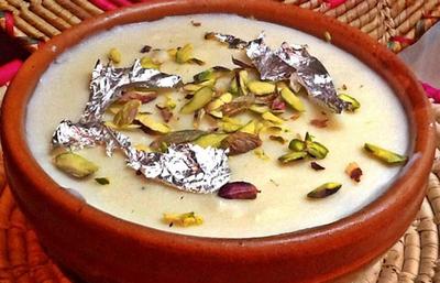 Pakistani Desserts
