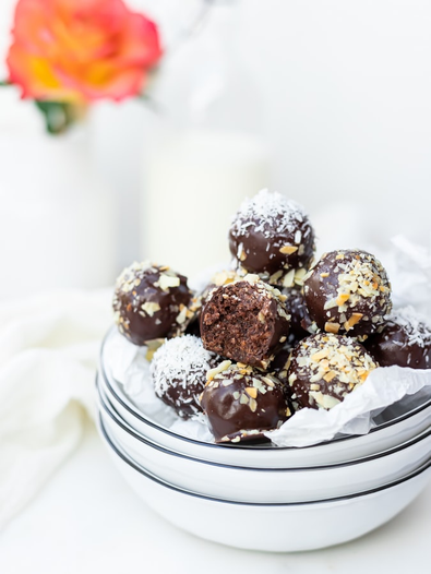 The Best Recipes for and With Homemade Chocolate Truffles