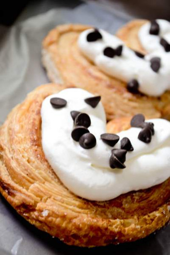 White Chocolate Swiss Meringue Buttercream
